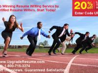 Professional resume service providing resumes for job