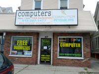 Here at Computer Answers we buy, sell, and repair all
