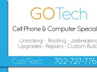 Unlocking - Rooting - Jailbreaking - Computer Repairs -