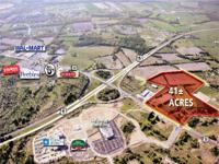 4.2+/- Acres Under Contract to Tractor Supply Co.,