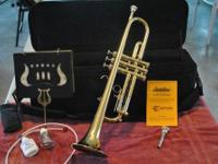 Getzen Model 390 Trumpet in Excellent Condition. Comes