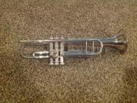 Stunning trumpet in pristine condition without any