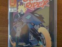 Ghost Rider Issue #1 May 1 1990. Willing to negotiate