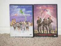 $4.00 Each or $7.00 for the set Ghostbusters -- Bill