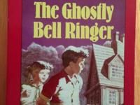Brand New! Gift Quality! Ghostly Bell Ringer Paperback