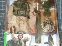 Gi Joe 1:6 Scale 10th Mountain Division, 32nd Light