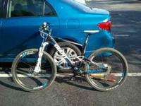 I am selling my 2010 Giant Anthem X2. It is in the best