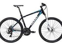 Brand new Giant Hybred ATX2 bike for sale, Used once