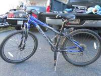 21 SPEED RINCON WOMANS BIKE IN GOOD CONDITION CALL FOR