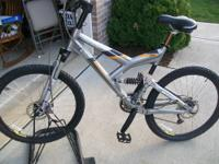Excellent bike, used maybe 5 times. This sale is to