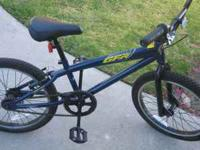 "Giant BMX GFR Bike 20"" wheels this bike dose not have"