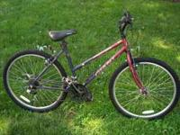 "Giant Boulder 520 26"" wheels , 21 speed $175.00 // call"