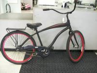 I have adult bike for sale.It is a giant cruiser in