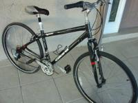 Selling my Hybrid bikes that no longer get ridden. 1)