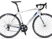 This is a high performance man's road bike engineered