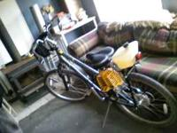 GREAT BIKE!!!!!( 600) ITS A GIANT BRAND::: have all the
