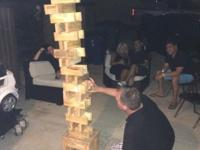 Contact:. Txt or call Keith . Jenga Set $50.00.