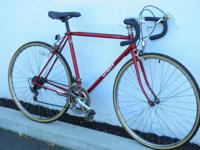 Giant Mid 1980's vintage RS900 10 speed road bike. Nice