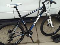 I have a Giant Revel 1 Mtn./Cyclocross bike. With the