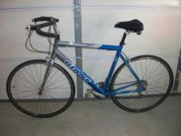 Giant OCR 2 entry-level road bike. Aluminum frame (size