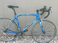 Giant OCR C2 Carbon Road Bike. Size Large. Constantly