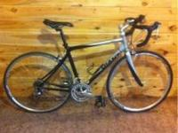 Giant OCR3 road bike. Used but in great condition. The