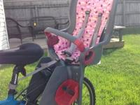 1 year old Giant Bicycle Progeny kid seat, universal
