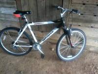 This is a very nice mountain bike that retails at