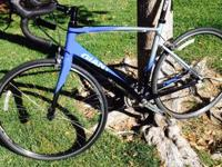 Selling huge road bike. It is in outstanding shape.