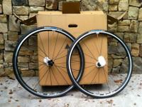Brand new (never used) set of Giant SLR1 scandium rims