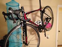 2013 Giant TCR Advanced SL4 size medium. Full Ultegra