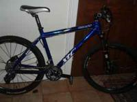 I have a Giant XTC1 mountain bike that is one of a