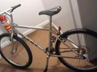 I have for sale a made use of giant Yukon mtb. The