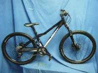 "GIANT YUKON 21-SPD 15"" MOUNTAIN BICYCLE 24"" spoke"