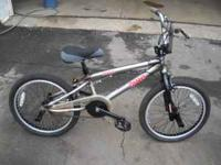Giant Modem Bmx Bike purchased several years ago and