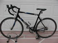 56cm ( large ) road bike in exceptional condition. 3x8