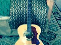 I have 2 acoustic guitars for sale, initially is a