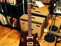 Great guitar. It just had a new set up from Darrell at