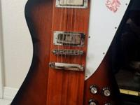 Great condition Gibson Firebird from 2013. This is the