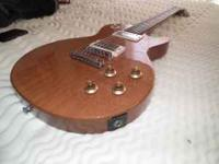 Im selling my 1999 Gibson les Paul Special and a