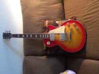 Gibson Les Paul STD, Heritage Cherry Sunburst. Early