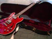 50, Gibson/Lucky Strike ES336 Semi-hollow body