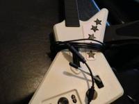 Gibson Red Octane X-Plorer 95065 USB Wired Guitar Hero