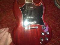 I need to sell/trade my gibson sg classic 700obo I'm
