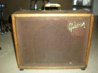 Gibson tweed GA19RVT Falcon (1960-61?) May be an early
