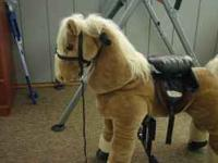 This Pony cost $250.00 last year at the stores. Bought