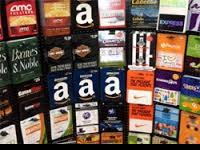 I buy unwanted gift cards. If you have a gift card that