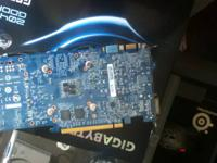 I have a giabytye 660 ti 2gb which I am selling. Only