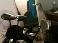 I have a full set of giga golf club with a bag. Very