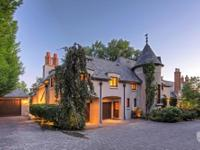 This exquisite estate in the Gilmer Park Historic
